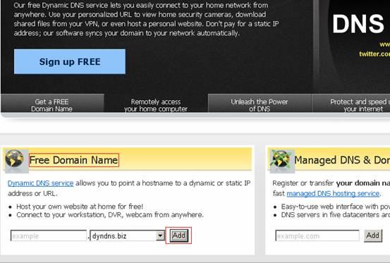 设置完成之后点击 Create Account,即创建账户;出现下图所示界面  步骤五:邮箱验证,出现上面所示界面表示账户验证Email已经发送到您填写的邮箱,请登录您的邮箱,打开收件箱,会有一封发件人是DynDns.com Support的邮件,如下图所示:  步骤六:将红色框中的链接复制并在浏览器中打开,出现如下界面:  步骤七:账户验证成功,点击Activate Services,弹出如下界面:  域名申请成功,可以在摄像机中登陆DDNS,摄像机中DynDns登陆的设置页面示例:  设置完成,点击确