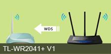 无线桥接(WDS)设置指导